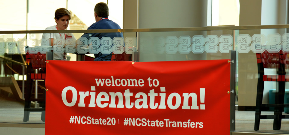NC State Orientation
